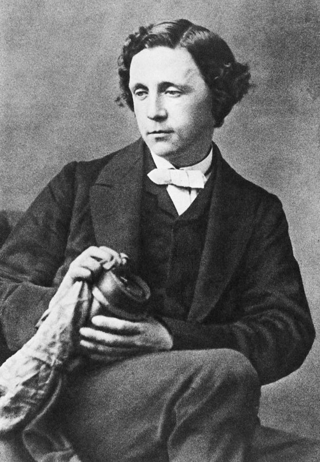 Charles Lutwidge Dodgson.