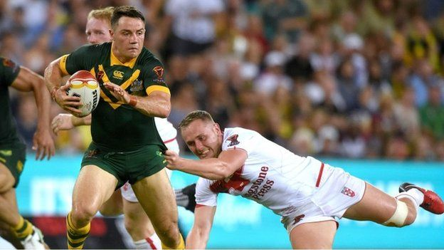 Rugby League World Cup Final 2017