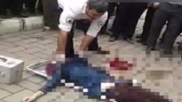 قتل مقابل دانشکده پرستاری خوی
