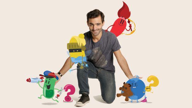 The man behind hit quiz app Trivia Crack - BBC News