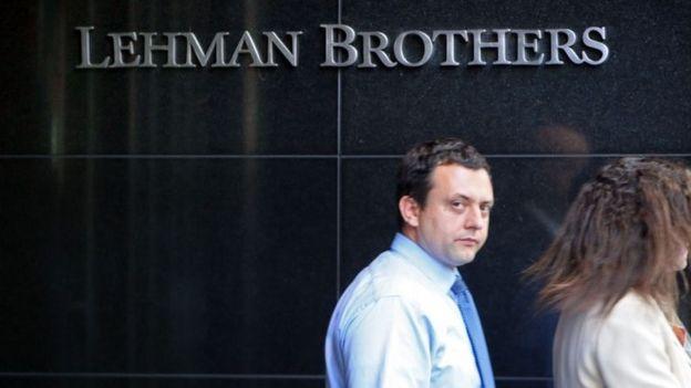 Leman Brothers, em 2008
