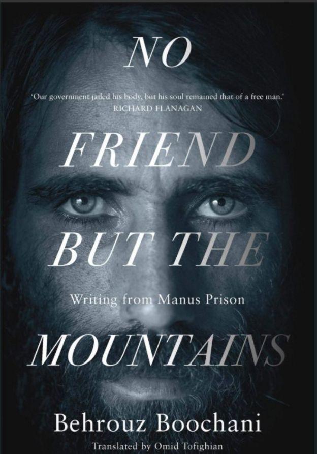 كتاب لاصديق سوى الجبال لبهروز بوجاني