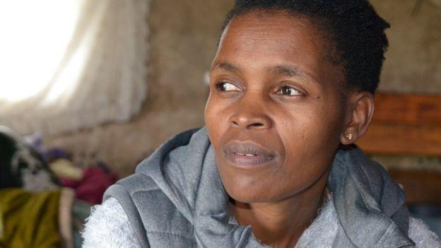 Nonhle Mbuthuma, activist