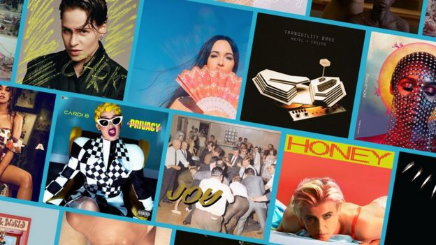 Best albums of 2018: Kacey Musgraves, Ariana Grande, Cardi B and