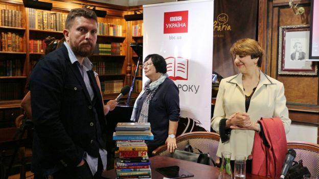 Книга року ВВС - вітаміни для письменників - BBC News Україна fd0afea7e8193