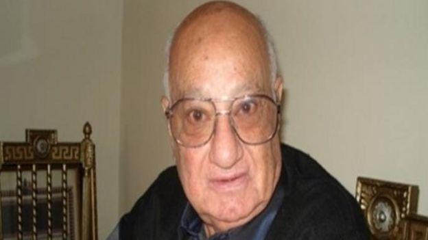 الإذاعي أحمد سعيد