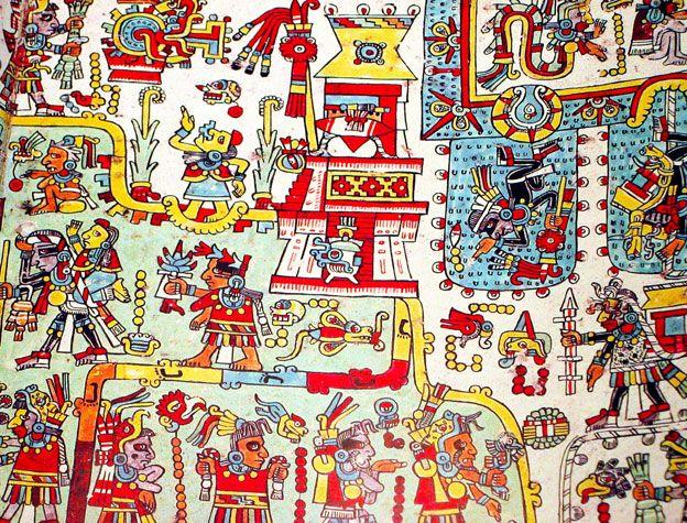 El Codex Zouche-Nuttall