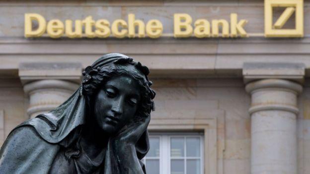Oficina de Deutsche Bank