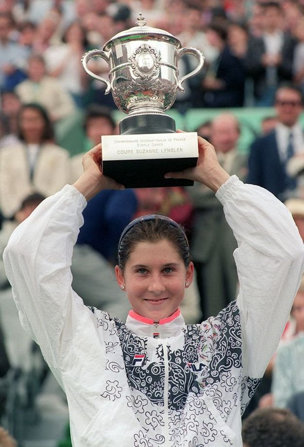 Mónica Seles