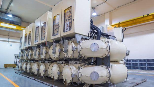 Instalaciones de alto voltaje