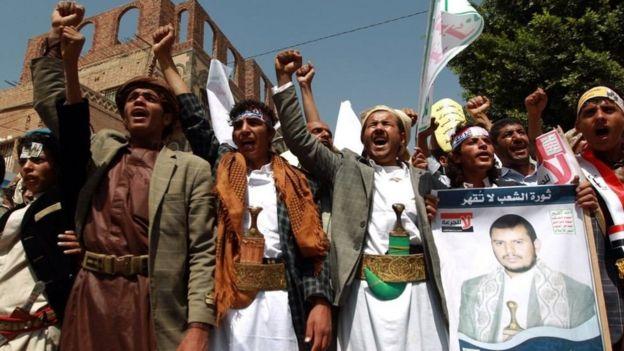 جماعة أنصار الله الحوثية ترى في ضرب أهداف سعودية سبيلا لوقف الحرب