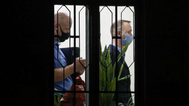 Ивана Сафронова этапируют в суд