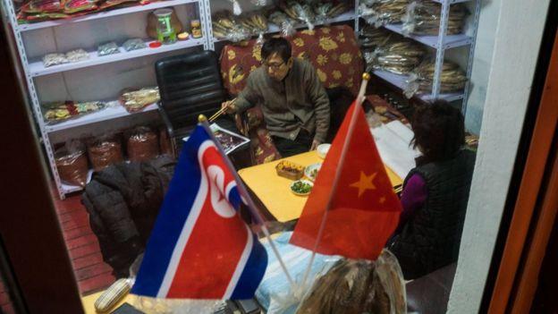 中朝經濟往來