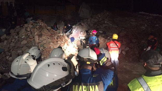 De acuerdo con el Servicio Sismológico de México, el sismo tuvo su epicentro 137 kilómetros al suroeste de Tonalá, Chiapas.