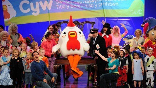 Lansio Cyw yn Eisteddfod yr Urdd 2008