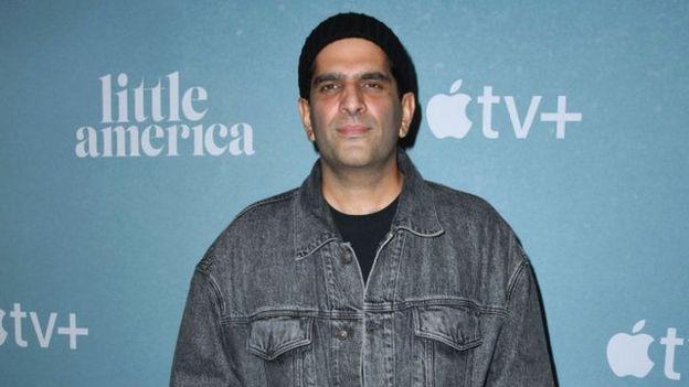 """نیما نوریزاده، فیلمساز ایرانی - بریتانیایی و کارگردان """"صخره"""" قسمت هشتم سریال """"آمریکای کوچک"""""""