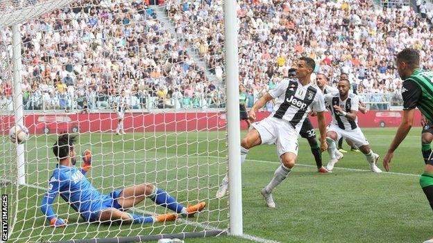 كريستيانو رونالدو انضم إلى يوفنتوس صيف 2018