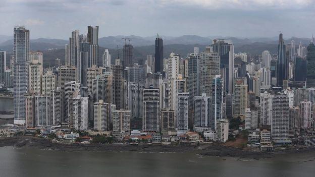Cidade do Panamá deu o nome ao país.