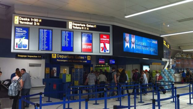 Manchester Airport disability service left woman 'humiliated