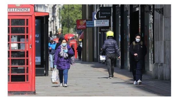 شارع في بريطانيا
