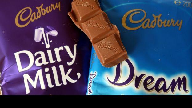 吉百利公司(Cadbury)位於澳大利亞的一家巧克力工廠因為電腦感染了病毒周二暫時停產