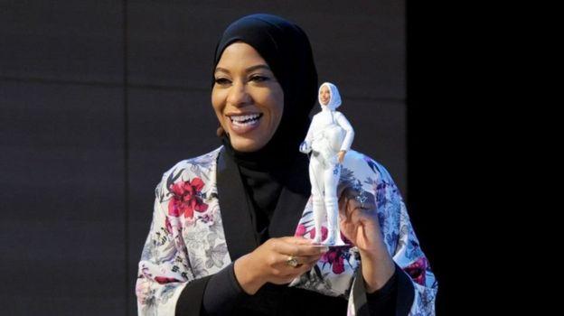 Первая Барби в хиджабе
