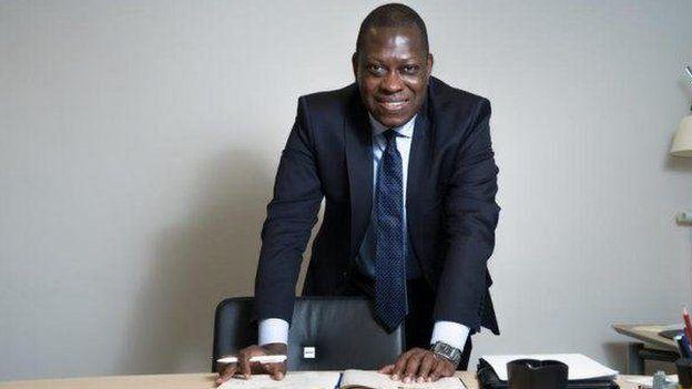 L'économiste togolais Kako Nubukpo
