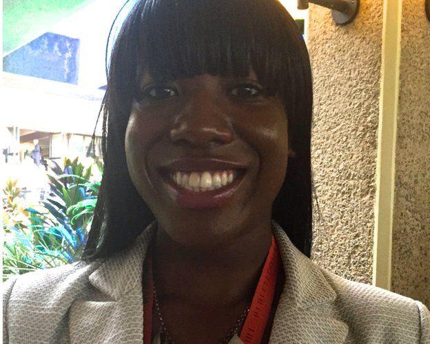 Teresa Mbagaya