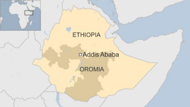 Ethiopian forces 'killed 400 Oromo protesters' - BBC News