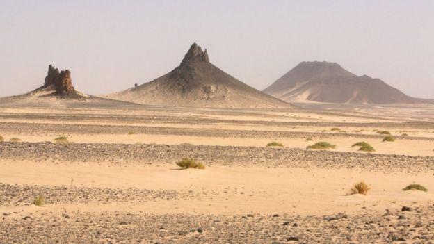 الصحراء الكبرى في الجزائر