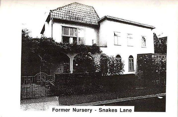 The Former nursery in Woodford