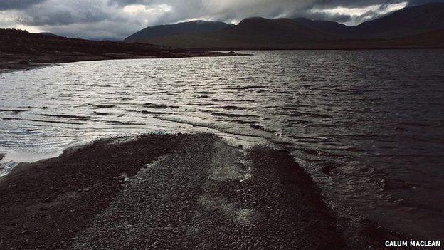 Loch a' Ghlas-Chàrnaich