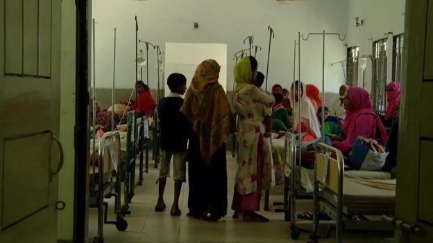 Bangladesh hospital