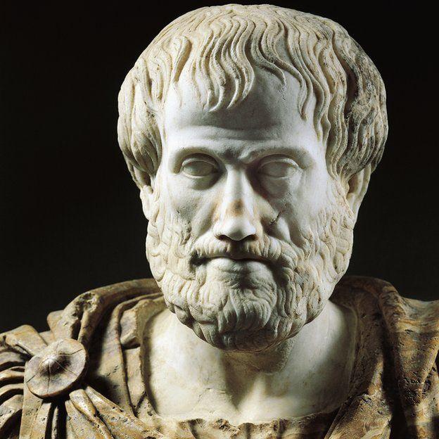 Estatua de Aristóteles