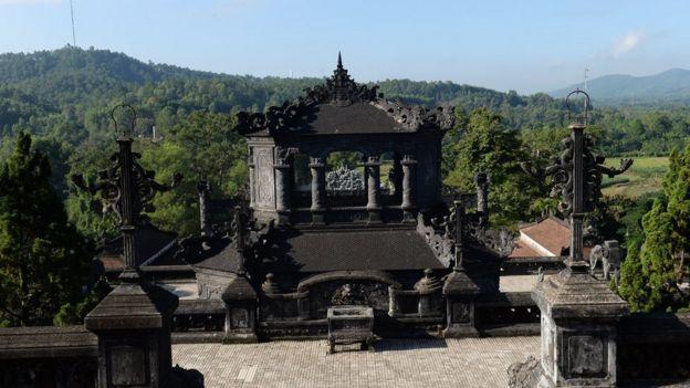 Lăng Vua Tự Đức ở Huế