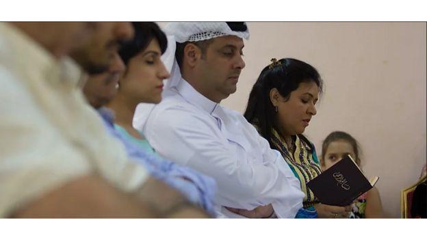 جلسة دعاء في البحرين