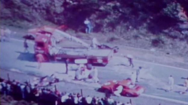 The aftermath of the 1976 accident