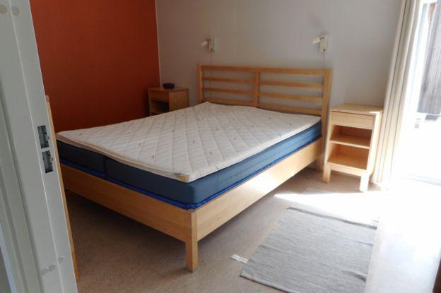 Dormitorio para visitas familiares.