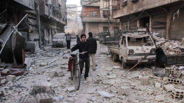 Guerra de Siria.