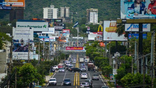 San Salvador.