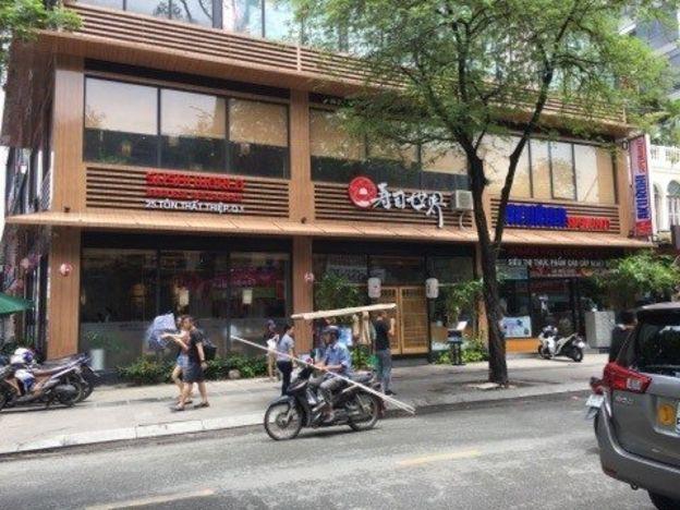 Các quán ăn Nhật Và Hàn đường Tôn Thất Thiệp
