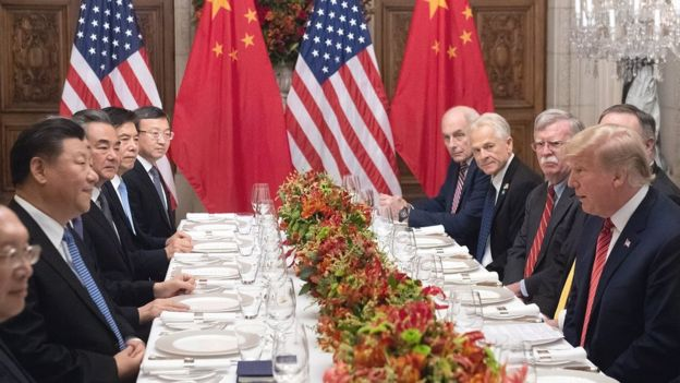 Thương chiến Mỹ - Trung