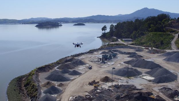Tomorrow's Buildings: Construction industry goes robotic
