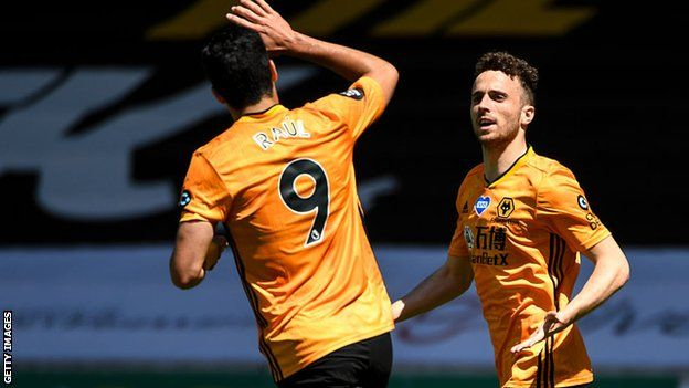 Diogo Jota Where Will New Signing From Wolves Fit In At Liverpool Bbc Sport