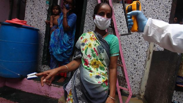 Проверка населения в Мумбаи