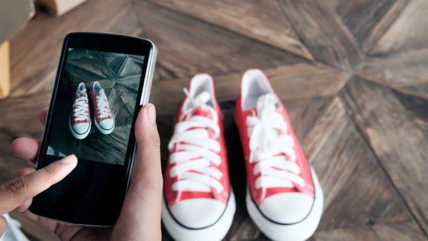 vender zapatillas por internet