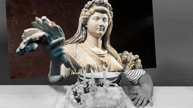 الإمبراطورة الرومانية ليفيا، زوجة أغسطس قيصر
