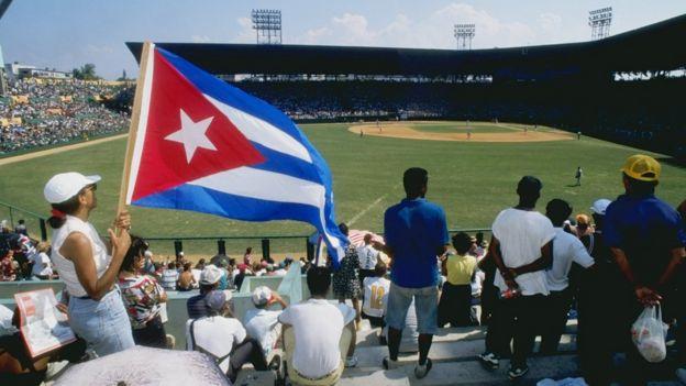 Juego de la Selección de Cuba contra los Orioles de Baltimore