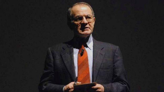 Emilio Gentile em evento