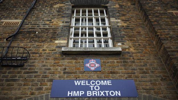 Брикстонская тюрьма